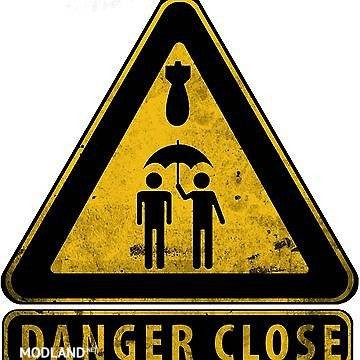 DANGER CLOSE 6th sense icon (without XVM) Obj67E [1.5]